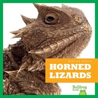Horned Lizards - Cari Meister