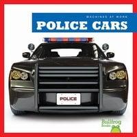 Police Cars - Allan Morey
