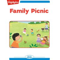 Family Picnic - Marianne Mitchell