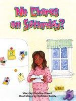 No Chores on Saturday? - Christine Creach