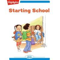 Starting School - Lissa Rovetch