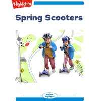 Spring Scooters - Diana Murray