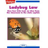 Ladybug Law - Ellen Feldman