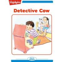 Detective Cow