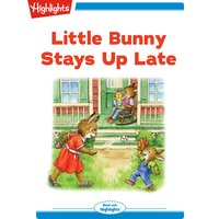 Little Bunny Stays Up Late - Eileen Spinelli