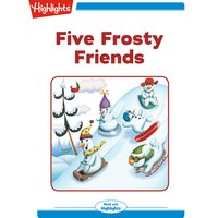 Five Frosty Friends - Kathleen Doherty