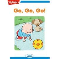 Go, Go, Go! - Jeanne Barrett Hargett