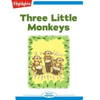 Three Little Monkeys - Sally Lucas