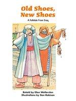 Old Shoes, New Shoes - Ellen Wettersten