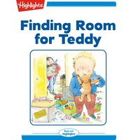 Finding Room for Teddy - Deanie Yasner