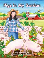 Pigs in My Garden - Jeannie Liu