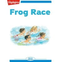Frog Race - Lissa Rovetch