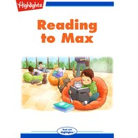 Reading to Max - Heather Klassen