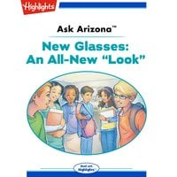 """Ask Arizona New Glasses: An All-New """"Look"""" - Lissa Rovetch"""