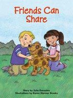 Friends Can Share - Julia Gonzalez