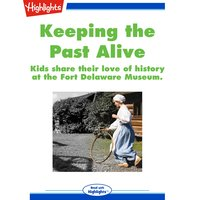 Keeping the Past Alive - Marileta Robinson