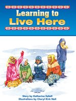 Learning to Live Here - Katherine Follett