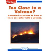 Too Close to a Volcano? - Nancy Marie Brown