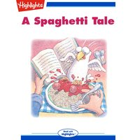 A Spaghetti Tale - Tedd Arnold
