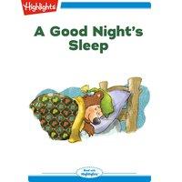 A Good Night's Sleep - Maggie Murphy