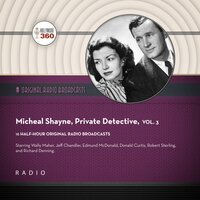 Michael Shayne, Private Detective, Vol. 3 - Black Eye Entertainment