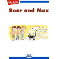 Bear and Max - Julie Dillemuth