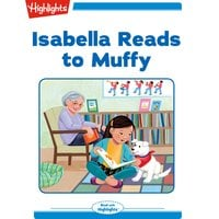 Isabella Reads to Muffy - Marianne Mitchell