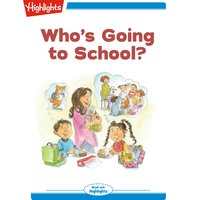 Who's Going to School - Lissa Rovetch