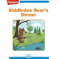 Biddledee Bear's Dinner - Heidi Bee Roemer