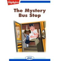 The Mystery Bus Stop - Susie Sawyer