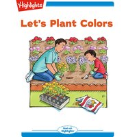 Let's Plant Colors - Marianne Mitchell