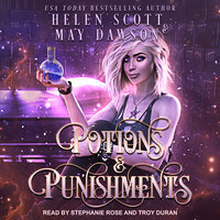 Potions and Punishments - May Dawson, Helen Scott