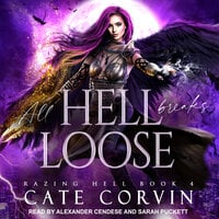 All Hell Breaks Loose - Cate Corvin
