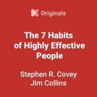 العادات السبع للناس الأكثر فاعلية - كتاب صوتي