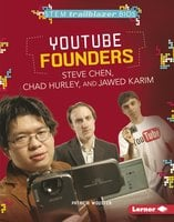 YouTube Founders Steve Chen, Chad Hurley, and Jawed Karim - Patricia Wooster
