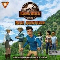 Jurassic World - Neue Abenteuer 6: Die Wasserstelle / Die Erlösung - Marcus Giersch