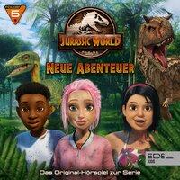 Jurassic World - Neue Abenteuer 5: Ein Fünkchen Hoffnung / Die Kunst der Ruhe - Marcus Giersch