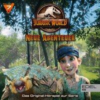 Jurassic World - Neue Abenteuer 7: Tapfer / Plan C - Marcus Giersch