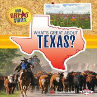 What's Great about Texas? - Amanda Lanser