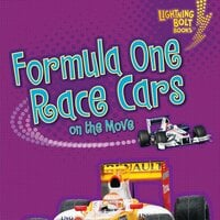 Formula One Race Cars on the Move - Janet Piehl