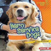 Hero Service Dogs - Jennifer Boothroyd