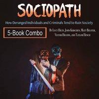 Sociopath: How Deranged Individuals and Criminals Tend to Ruin Society - John Kirschen, Taylor Hench, Victor Higgins, Lucy Hilts, Matt Belster