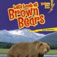 Let's Look at Brown Bears - Ruth Berman