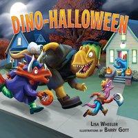 Dino-Halloween - Lisa Wheeler