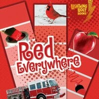 Red Everywhere - Kristin Sterling