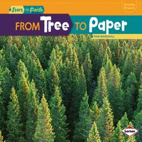 From Tree to Paper - Pam Marshall