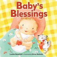 Baby's Blessings - Lesléa Newman, Hiroe Nakata