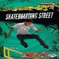 Skateboarding Street - Patrick G. Cain