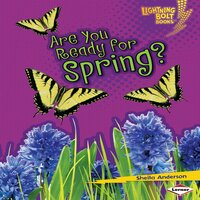 Are You Ready for Spring? - Sheila Anderson