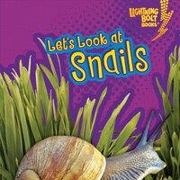 Let's Look at Snails - Laura Hamilton Waxman